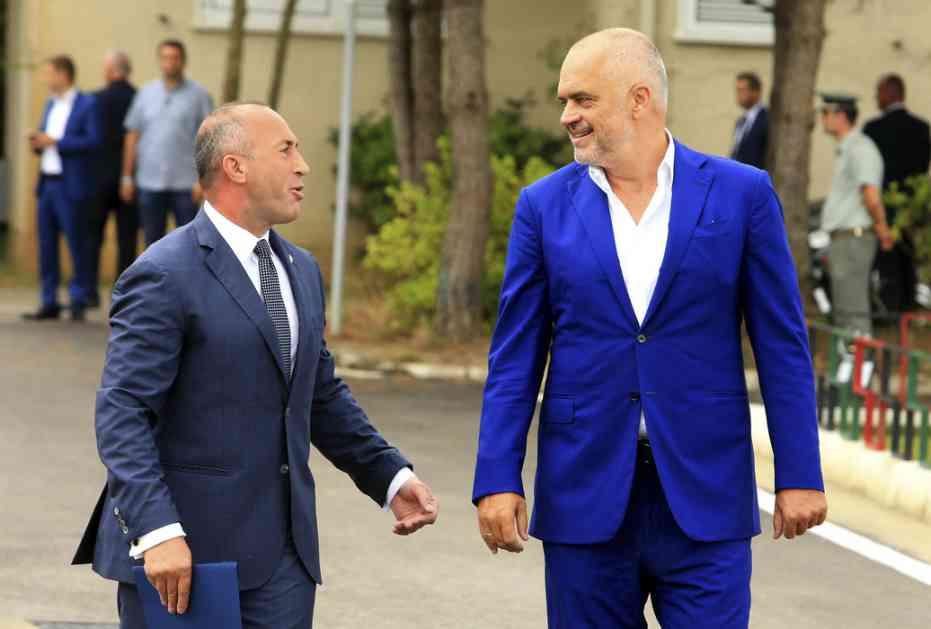 Haradinaj i Ljimaj se udružuju sa opozicijom protiv Tačija?