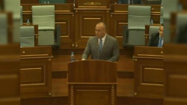 Haradinaj: Izgubio sam na izborima zbog Srbije