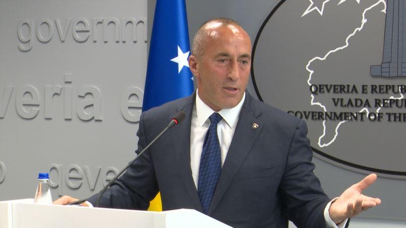 Haradinaj: Ne smem da ostavim zemlju u haosu