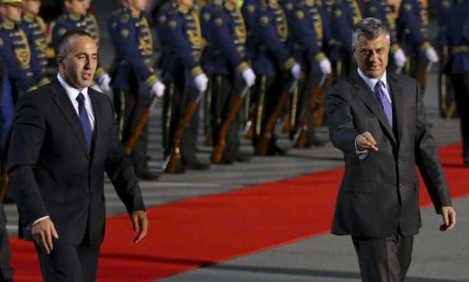 Haradinaj: Novi tim za pregovore sa Beogradom - bez Tačija
