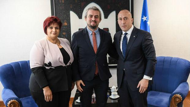 Haradinaj: Turska manjina nerazdvojni deo Kosova