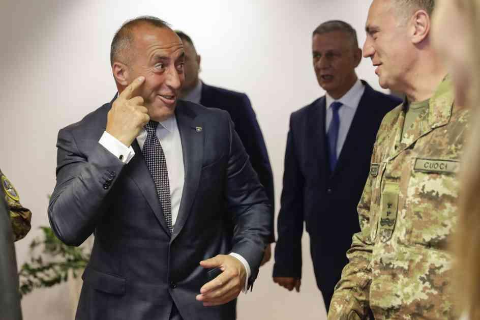 Haradinaj: Uprkos svim zahtevima ne mogu ukinuti takse - dok ne vidim sve elemente obavezujućeg sporazuma