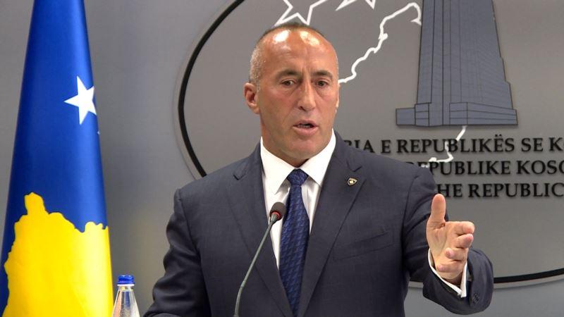 Haradinaj: Uspostavljanje letova sa Srbijom je korak napred