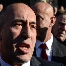 Haradinaj demantovao da je otputovao u Tiranu