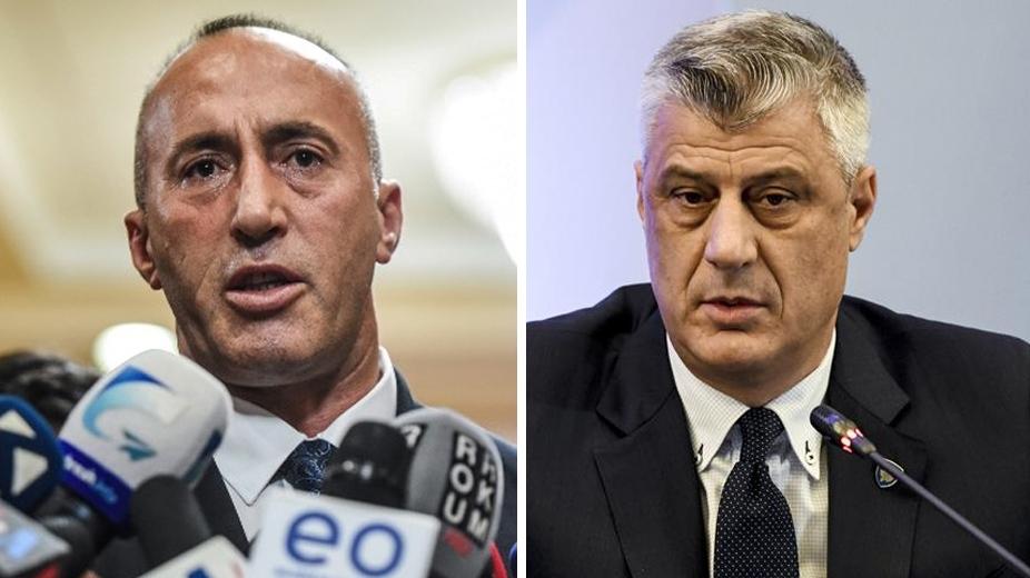 Haradinaj javno upozorio Tačija u vezi sa granicama Kosova