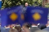 Haradinaj je ostavku dao u petak. U nedelju je nastavio da bude premijer