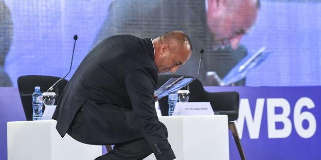 Haradinaj o Velikoj Albaniji, EK o dobrosusedskim odnosima