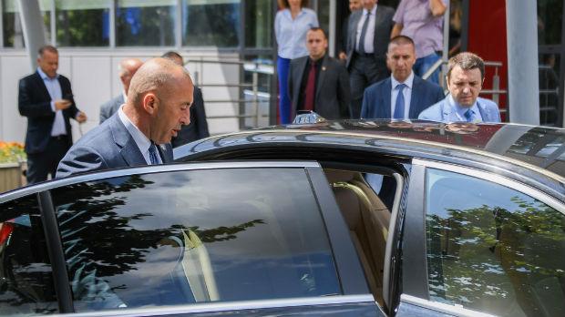 Haradinaj odleteo za Hag, sledi saslušanje pred Specijalnim sudom