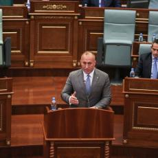 Haradinaj odmah posle formiranje lažne vojske ZAPRETIO SRBIMA: Vojska Kosova će biti na severu i jugu