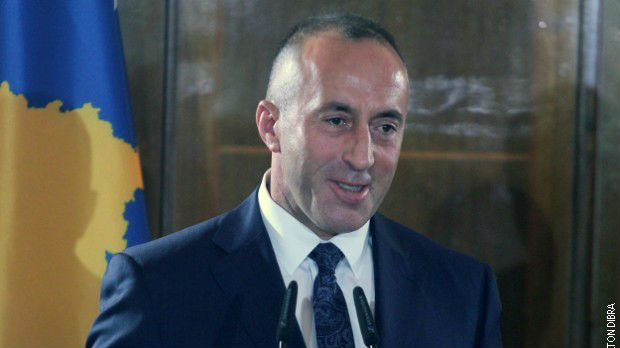 Haradinaj podneo ostavku na mesto šefa stranke