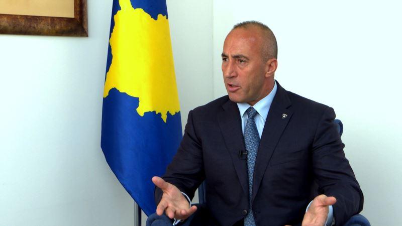 Haradinaj za RSE: Važno je da izbori na Kosovu budu za dva meseca