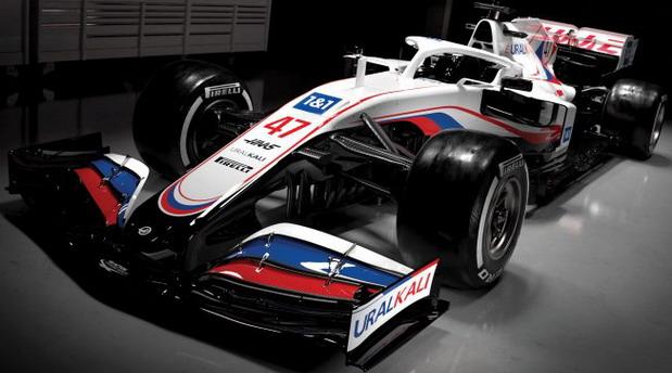 Has predstavio novi F1 bolid