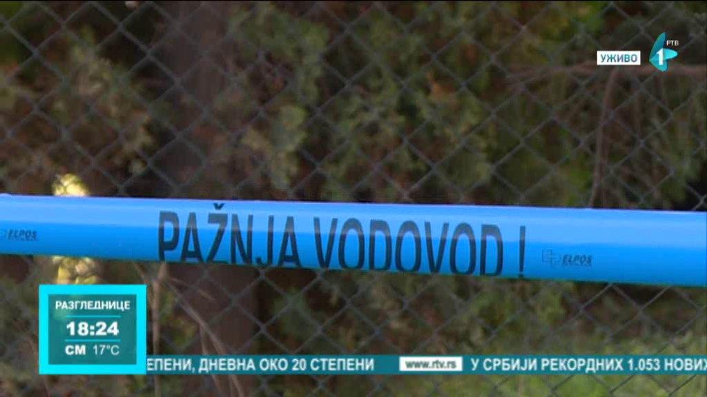 Havarije na nelegalno izgrađenim mrežama najčešći uzrok kvarova vodovodne mreže u Novom Sadu