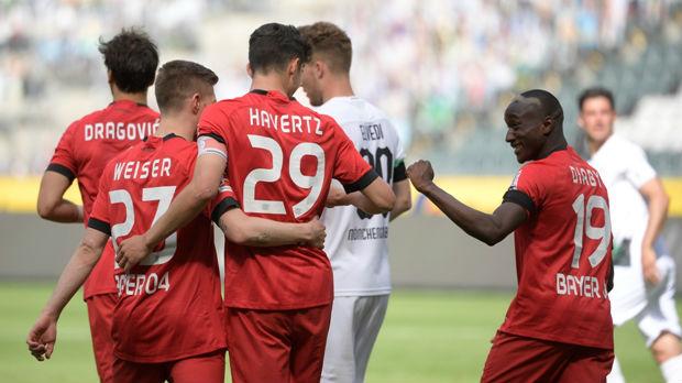 Haverc i Gereiro nastavili golgetersku seriju, pobede Borusije i Bajera
