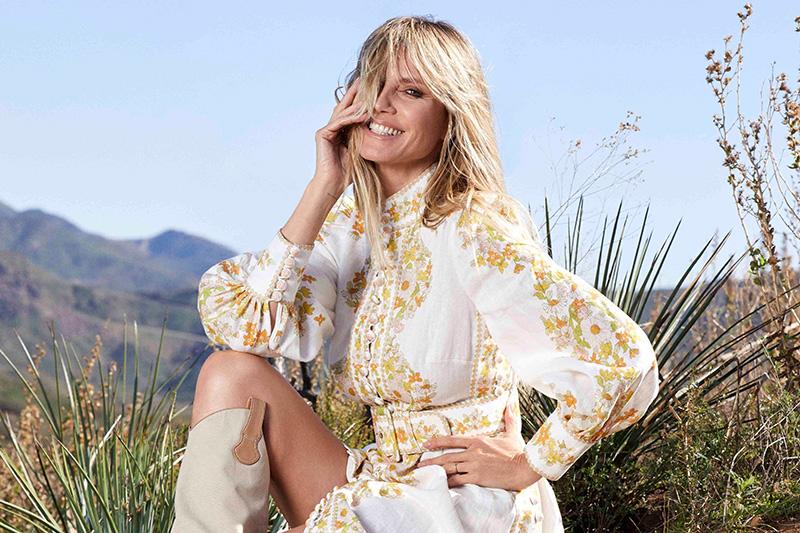 Heidi Klum: Konačno sam zadovoljna svojim izgledom, u 46. godini
