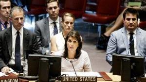 "Hejli: Izrael ne bi trebalo da brine za Trampov ""sporazum veka"""