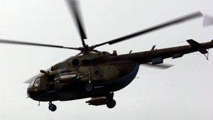 Helikopter Mi-8 ruske Nacionalne garde srušio se u blizini Sankt Peterburga