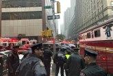Helikopter se srušio na zgradu u Njujorku, jedan mrtav VIDEO