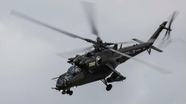 Helikopteri Mi-35 stigli u Srbiju