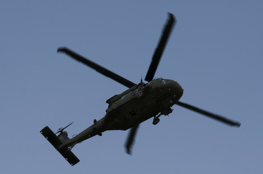 Helikopteri NATO-a preleću Austriju