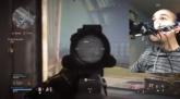 Hendikepirani mladić igra video-igru ustima VIDEO