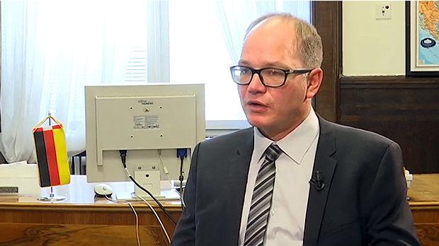 Heskens za RTS: Nemačke firme imaju ambiciozne planove u Srbiji