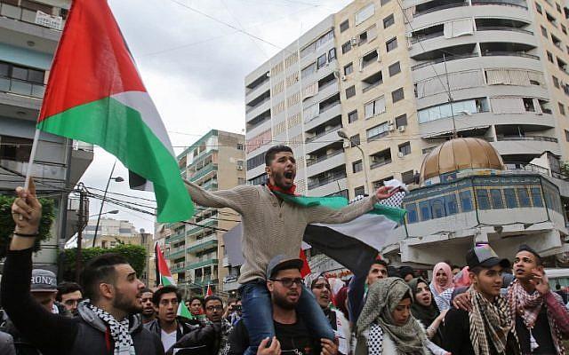 Hezbolah podržava ustanak protiv Izraela