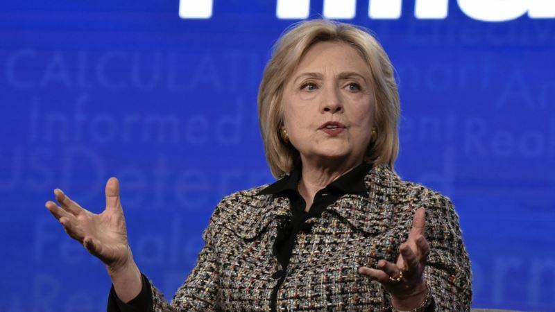 Hilari Klinton: Niko ne voli Bernija Sandersa