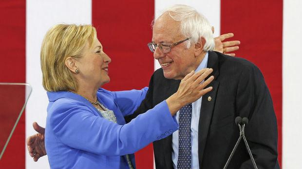 Hilari Klinton: Niko ne voli Bernija...