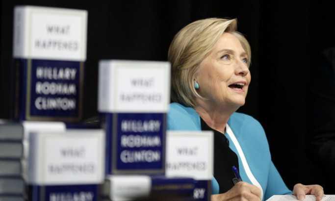 Hilari predstavila knjigu o porazu od Trampa, evo šta su joj poručili iz Bele kuće