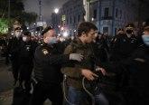 Hiljade Belorusa i večeras protestvovalo, još jedna osoba preminula