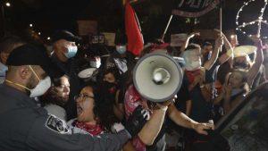Hiljade Izraelaca demonstrirale protiv Netanjahua osmu subotu zaredom
