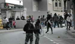 Hiljade Libanaca ponovo protestovalo ispred parlamenta u Bejrutu