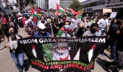 Hiljade demonstranata na ulicama većih gradova SAD tražilo prekid vazdušnih napada na Gazu
