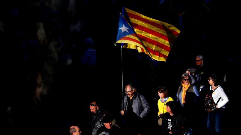 Hiljade ljudi na demonstracijama podržale secesiju Katalonije