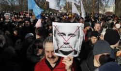 Hiljade ljudi na ulicama Moskve u čast ubijenog ruskog opozicionara Nemcova