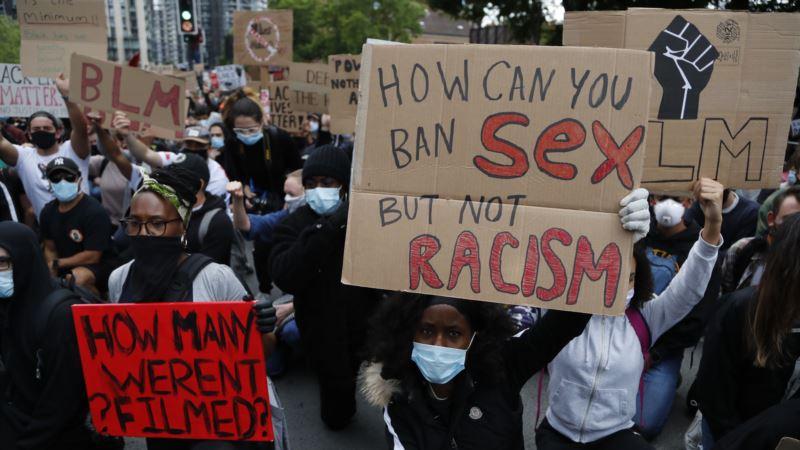 Hiljade Evropljana protestuju zbog rasizma, u Bristolu oborena statua trgovca robljem