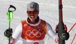 Hiršer osvojio zlato u alpskoj kombinaciji
