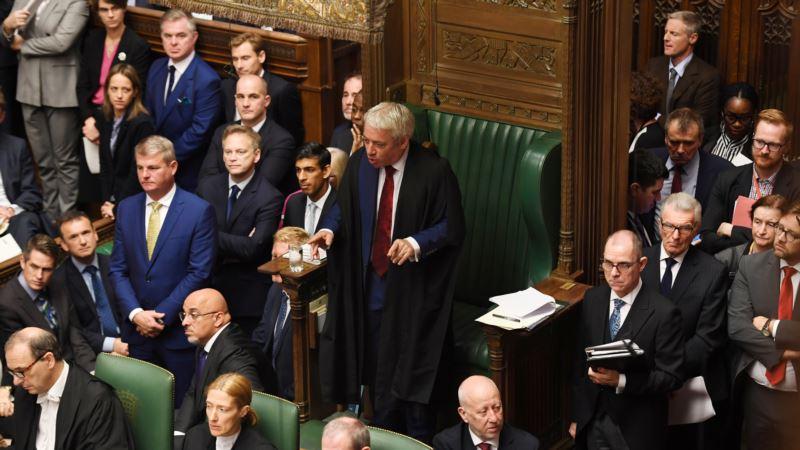 Historijsko glasanje o Brexitu u britanskom parlamentu