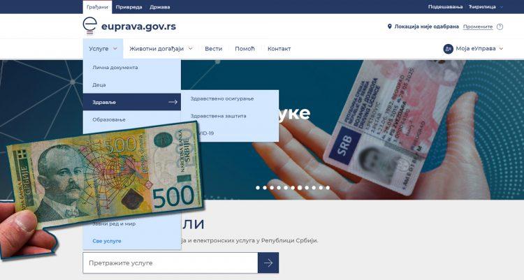 Hit u Novom Pazaru: Naplaćuju 500 dinara da vam popune prijavu na eupravi