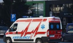 Hitna pomoć: Dve osobe povredjene tokom noći u saobraćaju