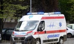 Hitna pomoć: Dvoje lakše povredjeno u udesima tokom noći