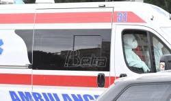 Hitna pomoć: Pešak povredjen jutros, noć bez težih incidenata