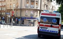 Hitna pomoć: Tokom noći pet saobraćajnih nezgoda, povređen mladić
