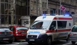 Hitna pomoć: Tokom noći u Beogradu dva lakša udesa