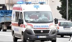 Hitna pomoć: U toku noći jedna saobraćajna nesreća, poginuo pešak