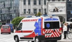 Hitna pomoć u Beogradu: Noć obeležio prevoz kovid pacijenata