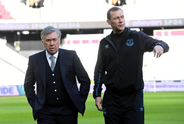 Hitronogi napadač velika želja Evertona
