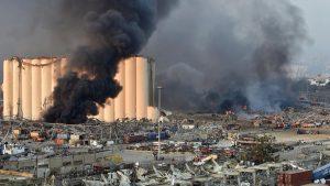 Hjuman rajts voč: UN da istraže eksploziju u Bejrutu