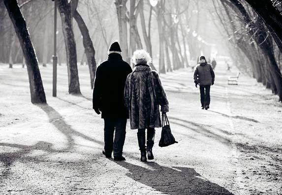 Hladno vreme može doneti benefite vašem zdravlju! Zašto šetnja?